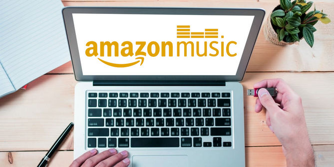amazon music to usb