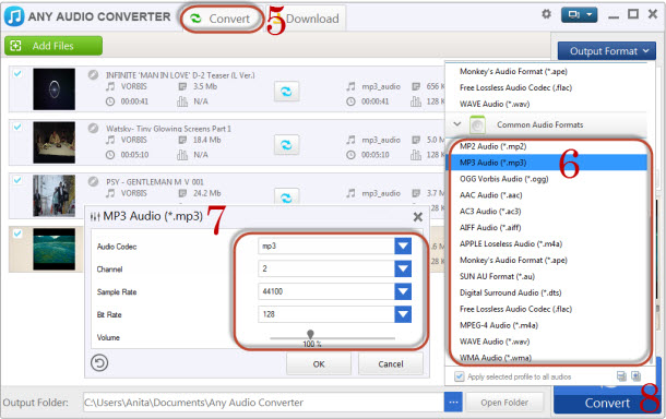 YouTube Video to Audio Converter - Free YouTube Video to