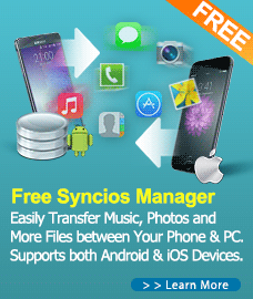 free android &iOS Manager banner