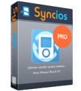 Syncios iOS Backup and Restore