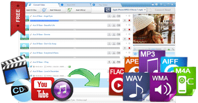 Free Any Audio Converter